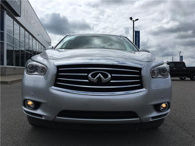 2015 Infiniti QX60  (Stk: 15-50307MB) in Barrie - Image 2 of 30
