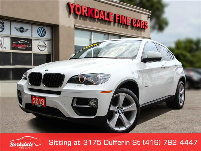 2013 BMW X6 xDrive35i (Stk: S1745) in Toronto - Image 1 of 29