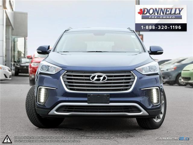 2018 Hyundai Santa Fe XL  (Stk: CLMUR907) in Kanata - Image 2 of 24