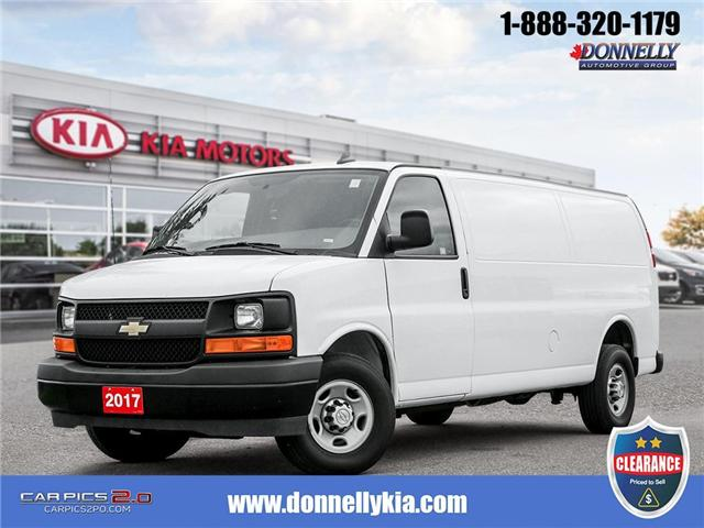 2017 Chevrolet Express 2500 1WT (Stk: CLKU2166) in Kanata - Image 1 of 25