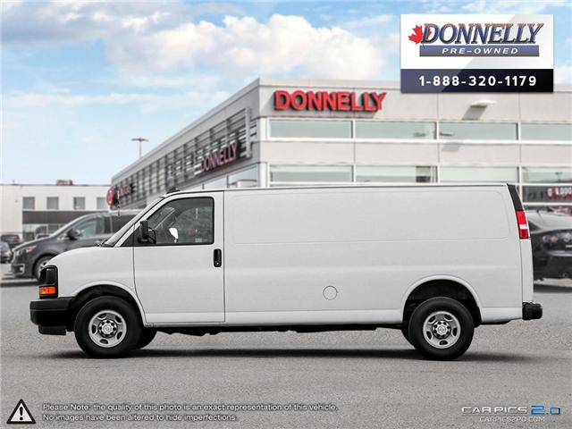 2017 Chevrolet Express 2500 1WT (Stk: CLKU2166) in Kanata - Image 3 of 25