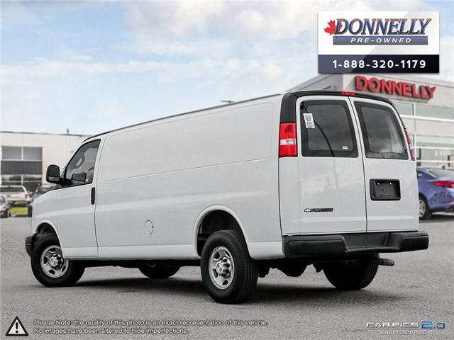 2017 Chevrolet Express 2500 1WT (Stk: CLKU2166) in Kanata - Image 4 of 25