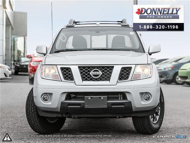 2018 Nissan Frontier PRO-4X (Stk: CLMUR905) in Kanata - Image 2 of 27