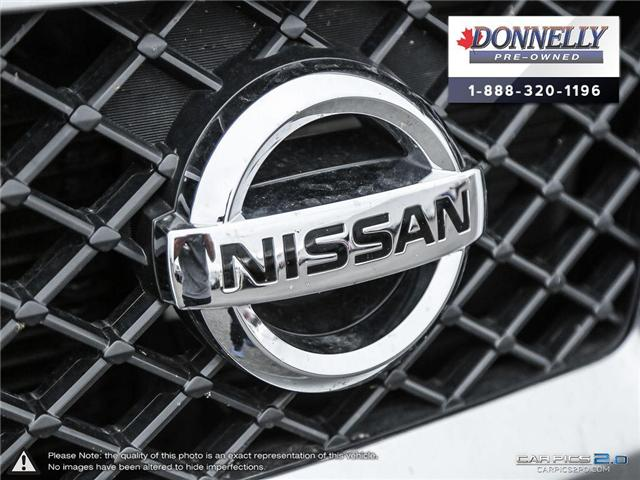 2018 Nissan Frontier PRO-4X (Stk: CLMUR905) in Kanata - Image 8 of 27