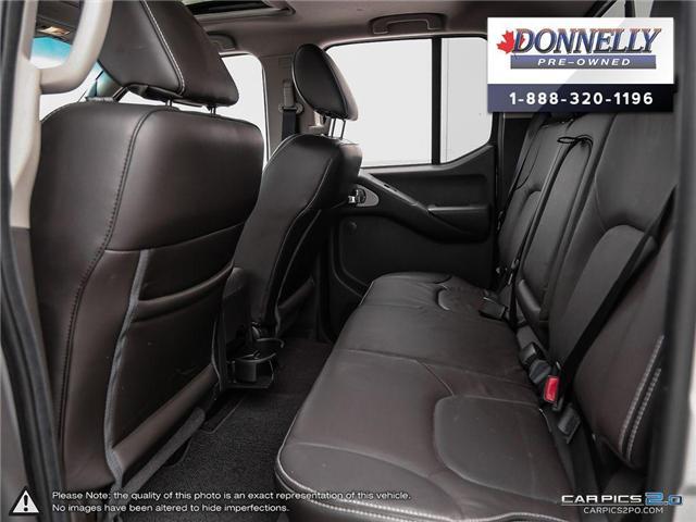 2018 Nissan Frontier PRO-4X (Stk: CLMUR905) in Kanata - Image 23 of 27