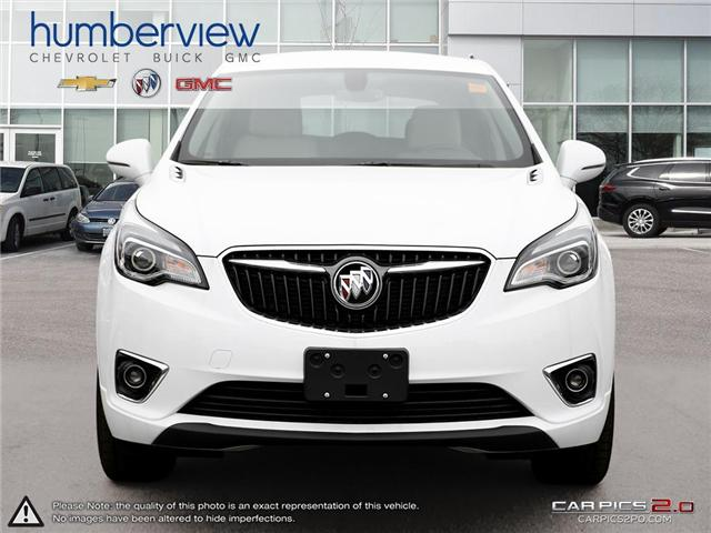 2019 Buick Envision Preferred (Stk: B9N003) in Toronto - Image 2 of 27