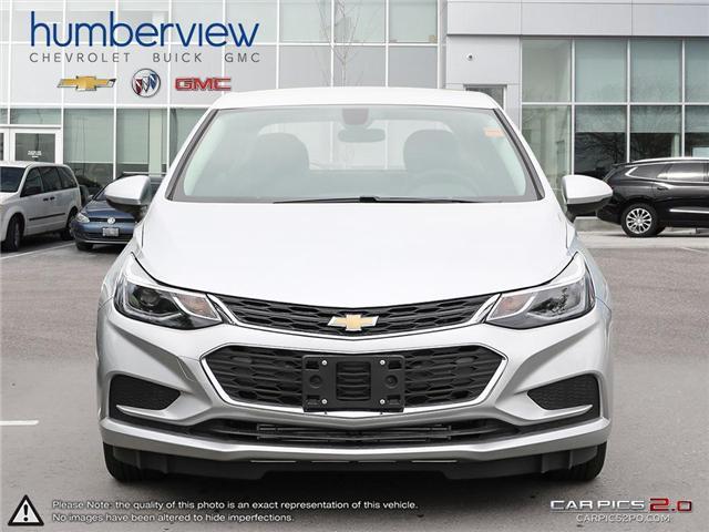 2018 Chevrolet Cruze LT Auto (Stk: 18CZ188) in Toronto - Image 2 of 27