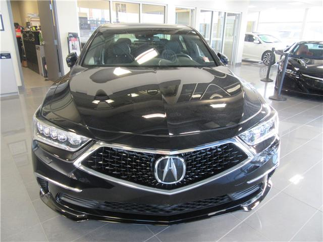 2018 Acura RLX Sport Hybrid Technology (Stk: 48070) in Saskatoon - Image 2 of 21