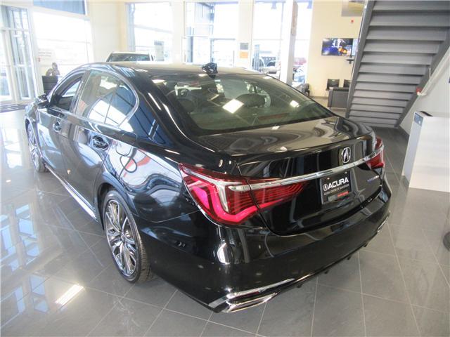 2018 Acura RLX Sport Hybrid Technology (Stk: 48070) in Saskatoon - Image 4 of 21