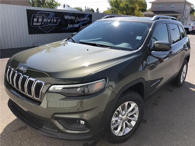 2019 Jeep Cherokee North (Stk: 13650) in Fort Macleod - Image 1 of 19