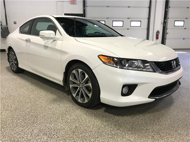 2013 Honda Accord EX-L-NAVI V6 (Stk: B11677) in Calgary - Image 2 of 12