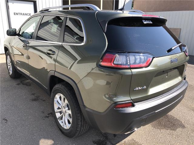 2019 Jeep Cherokee North (Stk: 13650) in Fort Macleod - Image 3 of 19