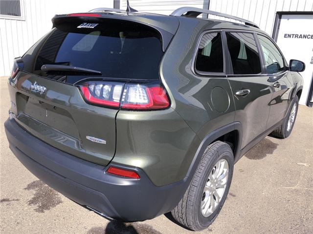 2019 Jeep Cherokee North (Stk: 13650) in Fort Macleod - Image 6 of 19