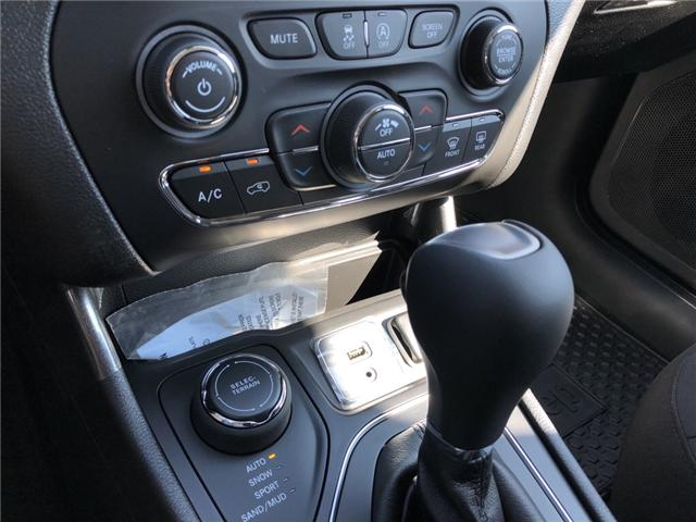 2019 Jeep Cherokee North (Stk: 13650) in Fort Macleod - Image 19 of 19