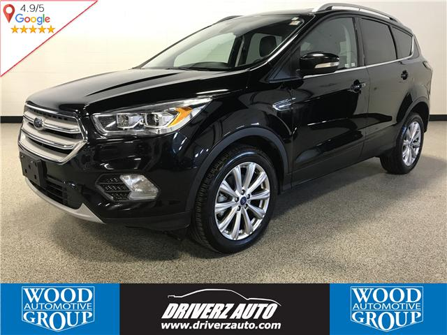 2018 Ford Escape Titanium (Stk: P11660) in Calgary - Image 1 of 12