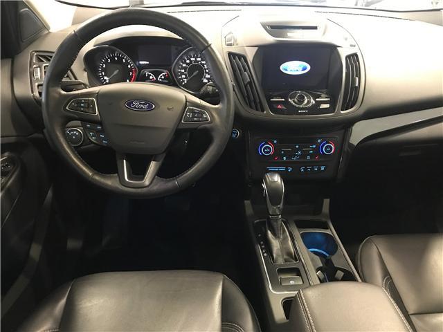 2018 Ford Escape Titanium (Stk: P11660) in Calgary - Image 9 of 12