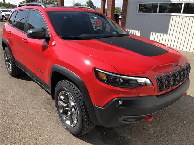 2019 Jeep Cherokee Trailhawk (Stk: 13655) in Fort Macleod - Image 8 of 21