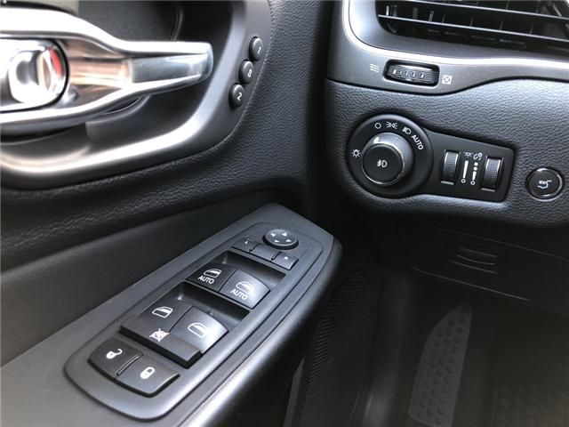 2019 Jeep Cherokee Trailhawk (Stk: 13655) in Fort Macleod - Image 14 of 21