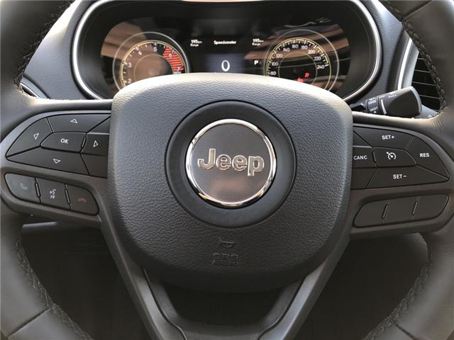 2019 Jeep Cherokee Trailhawk (Stk: 13655) in Fort Macleod - Image 15 of 21