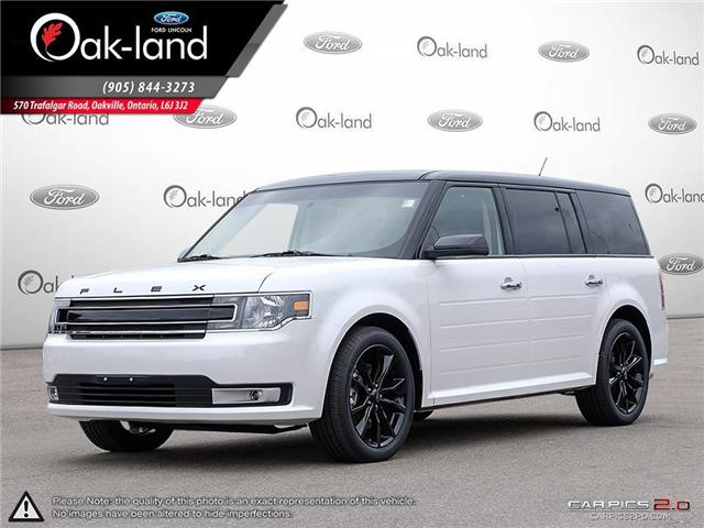 2019 Ford Flex SEL (Stk: 9B001) in Oakville - Image 1 of 25