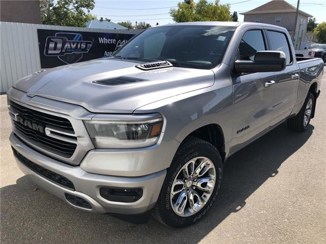 2019 RAM 1500 Sport (Stk: 13684) in Fort Macleod - Image 1 of 19