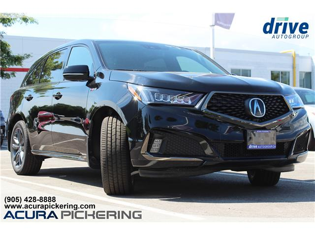 2019 Acura MDX A-Spec (Stk: AT103) in Pickering - Image 4 of 41
