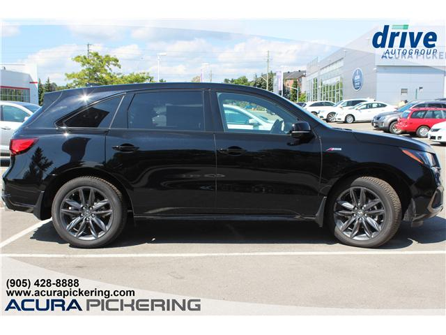 2019 Acura MDX A-Spec (Stk: AT103) in Pickering - Image 5 of 41
