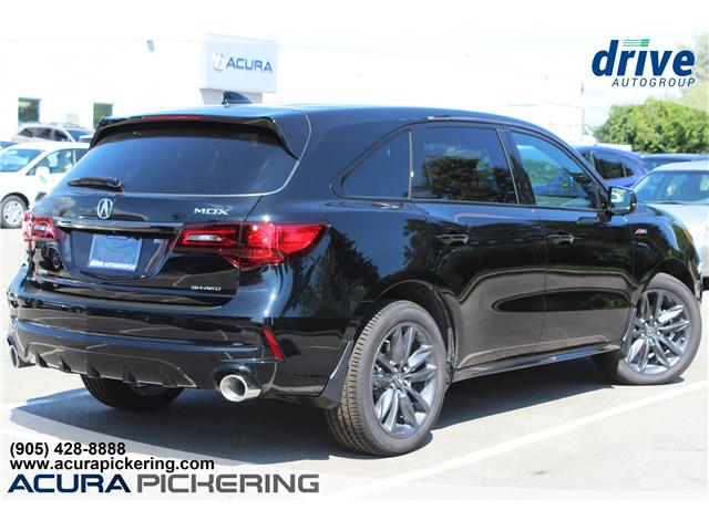 2019 Acura MDX A-Spec (Stk: AT103) in Pickering - Image 6 of 41
