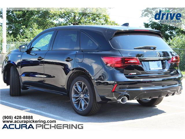 2019 Acura MDX A-Spec (Stk: AT103) in Pickering - Image 8 of 41