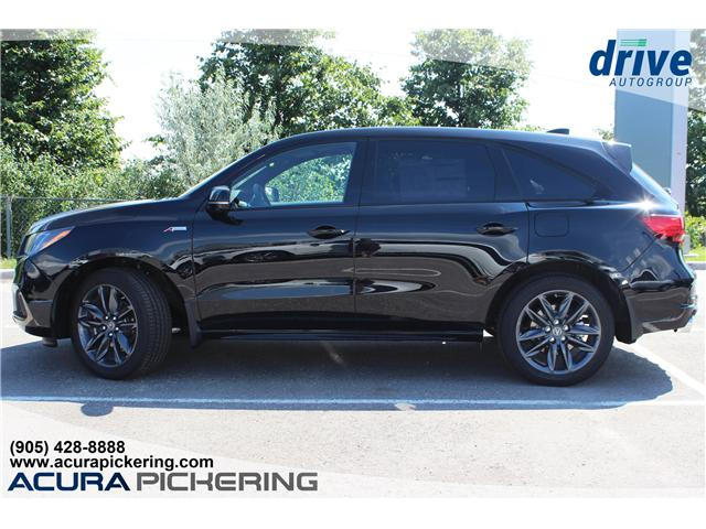 2019 Acura MDX A-Spec (Stk: AT103) in Pickering - Image 9 of 41