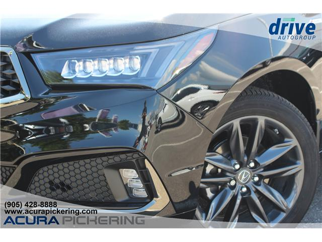 2019 Acura MDX A-Spec (Stk: AT103) in Pickering - Image 30 of 41