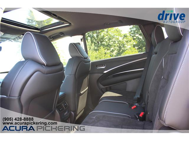 2019 Acura MDX A-Spec (Stk: AT103) in Pickering - Image 39 of 41
