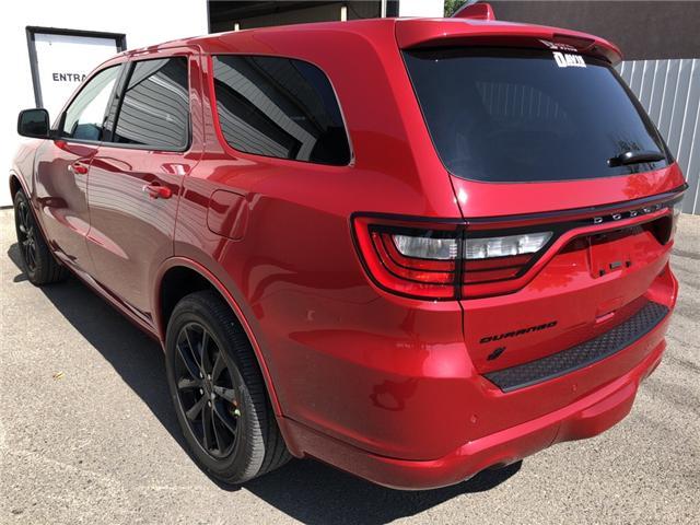 2018 Dodge Durango GT (Stk: 13652) in Fort Macleod - Image 3 of 24
