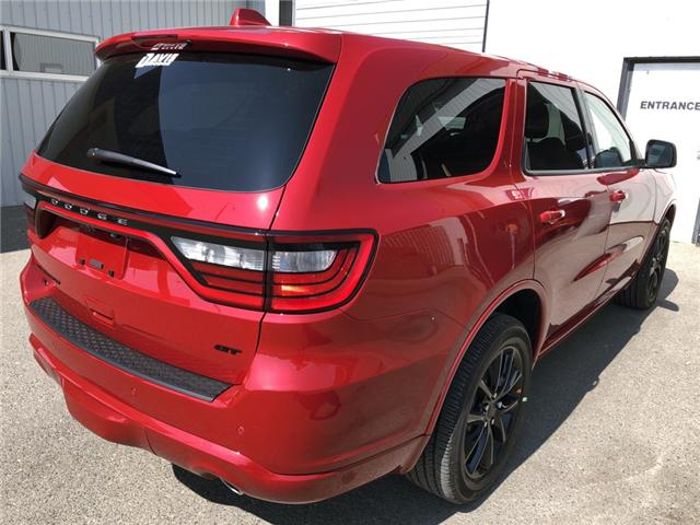 2018 Dodge Durango GT (Stk: 13652) in Fort Macleod - Image 6 of 24