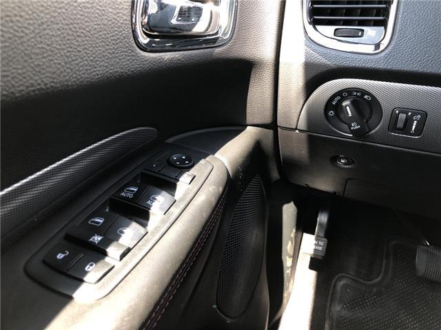 2018 Dodge Durango GT (Stk: 13652) in Fort Macleod - Image 17 of 24