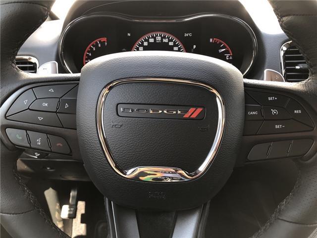 2018 Dodge Durango GT (Stk: 13652) in Fort Macleod - Image 18 of 24