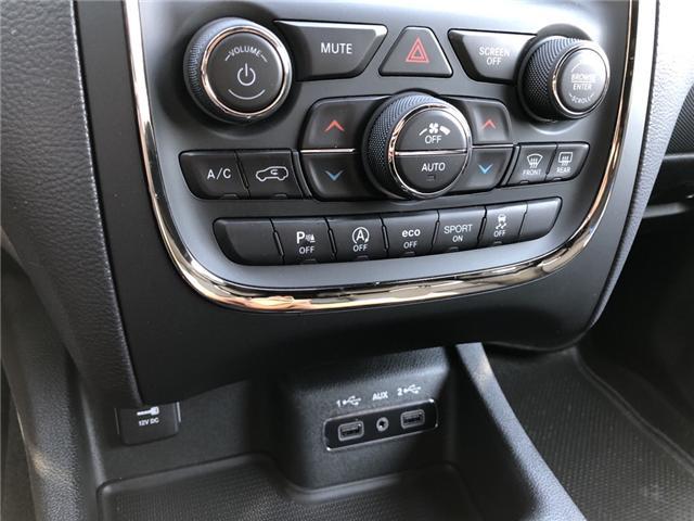 2018 Dodge Durango GT (Stk: 13652) in Fort Macleod - Image 22 of 24