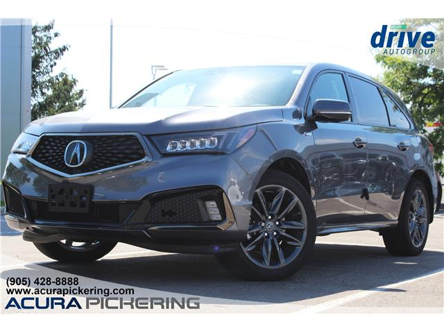 2019 Acura MDX A-Spec (Stk: AT101) in Pickering - Image 1 of 41