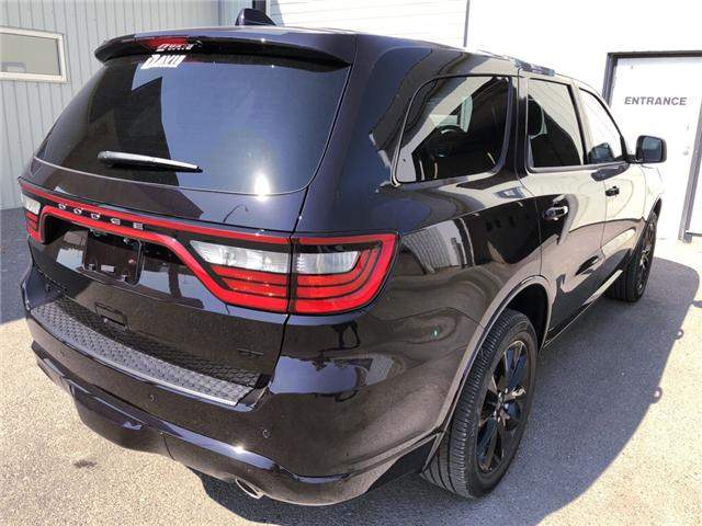 2018 Dodge Durango GT (Stk: 13626) in Fort Macleod - Image 6 of 24
