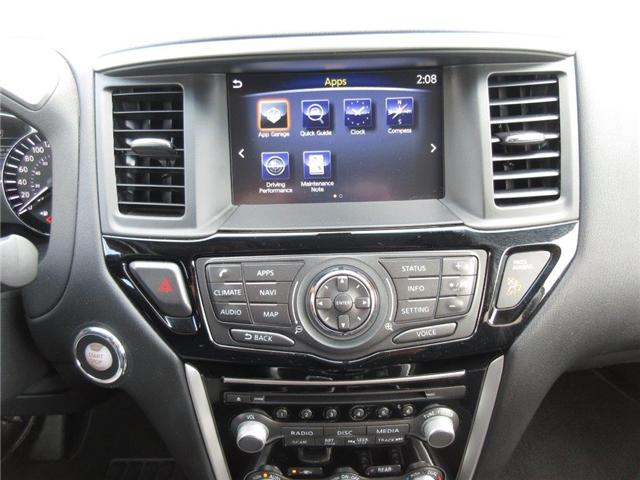 2018 Nissan Pathfinder SV Tech at $34995 for sale in