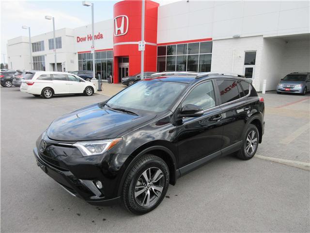 2018 Toyota RAV4 XLE (Stk: SS3167) in Ottawa - Image 1 of 10