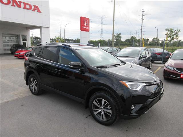 2018 Toyota RAV4 XLE (Stk: SS3167) in Ottawa - Image 2 of 10