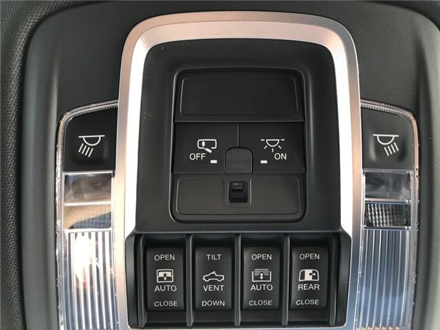 2019 RAM 1500 Sport (Stk: 13657) in Fort Macleod - Image 19 of 20