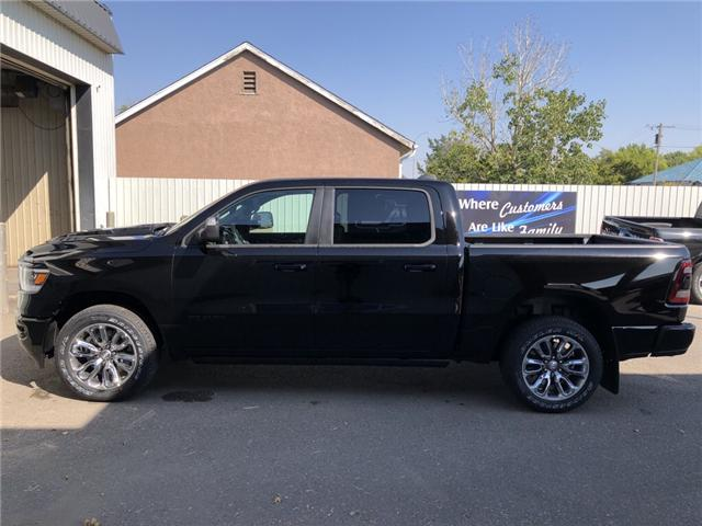 2019 RAM 1500 Sport (Stk: 13651) in Fort Macleod - Image 2 of 20