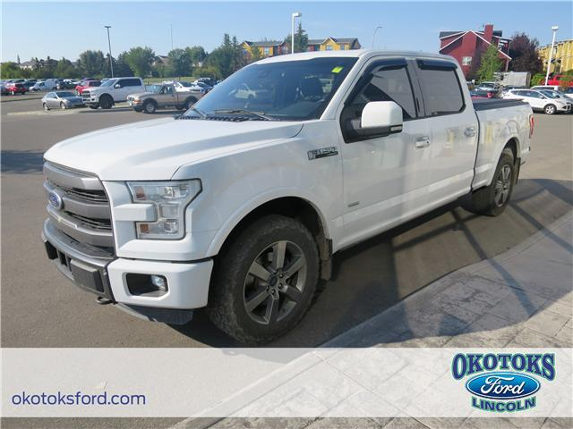2015 Ford F-150 Lariat (Stk: JK-434A) in Okotoks - Image 1 of 21