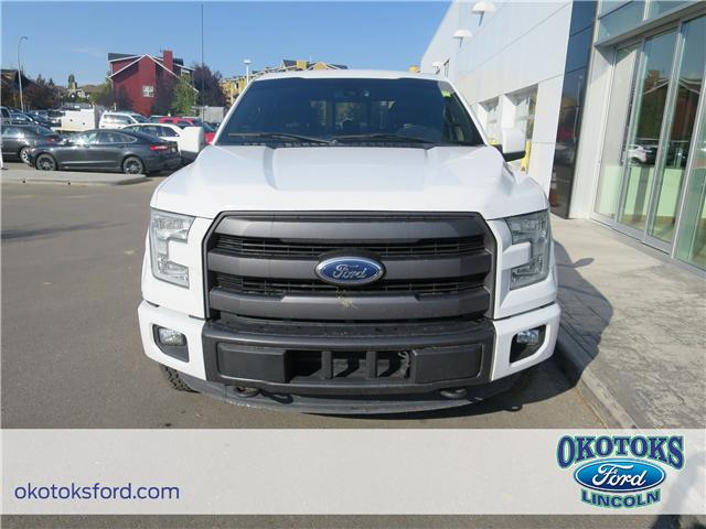 2015 Ford F-150 Lariat (Stk: JK-434A) in Okotoks - Image 2 of 21