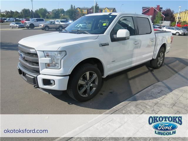 2015 Ford F-150 Lariat (Stk: JK-456A) in Okotoks - Image 1 of 21