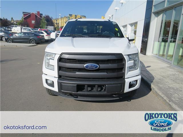 2015 Ford F-150 Lariat (Stk: JK-456A) in Okotoks - Image 2 of 21