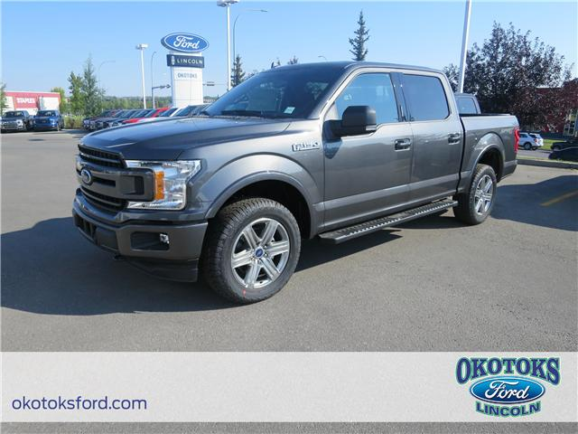 2018 Ford F-150 XLT (Stk: JK-476) in Okotoks - Image 1 of 5