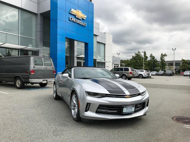 2018 Chevrolet Camaro 1LT (Stk: 970881) in Vancouver - Image 2 of 25